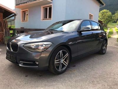 gebraucht BMW 125 1er-Reihe F20 d Klein-/ Kompaktwagen