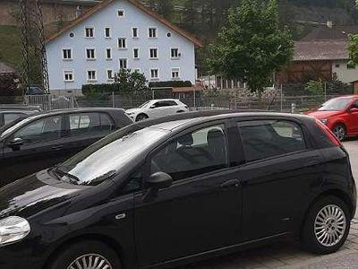 gebraucht Fiat Punto Benzin 1.4 Klein-/ Kompaktwagen