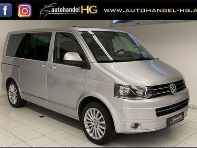 gebraucht VW Multivan Edition 25 Austria 20 BiTDI 4Mot. DSG