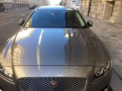 gebraucht Jaguar XF Sportbrake 30t AWD Portfolio Aut.