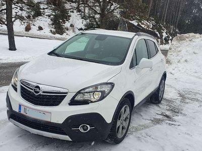 gebraucht Opel Mokka 1,7 CDTI Ecotec Edition Start/Stop System
