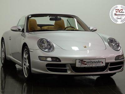 brugt Porsche 911 Carrera Cabriolet Cabrio / Serviceheft / Roadster,