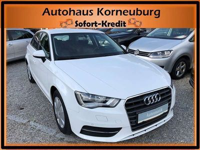 gebraucht Audi A3 Sportback 2,0 TDI S-tronic intense*1.BESITZ!!!* Limousine,