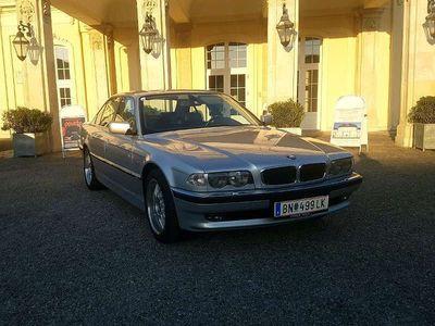 gebraucht BMW 730 7er-Reihe D E38 Facelift Limousine