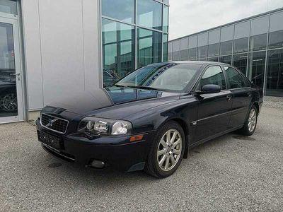 gebraucht Volvo S80 Black Edition D5 Aut.
