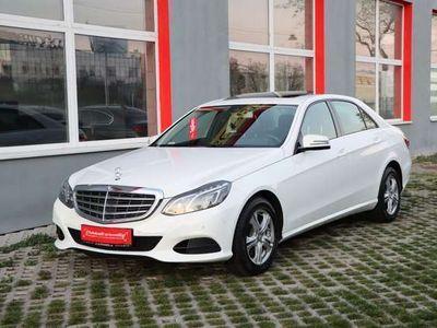 gebraucht Mercedes E300 CDI BlueTEC A-Edition Plus Aut. STANDHEIZUNG LED 