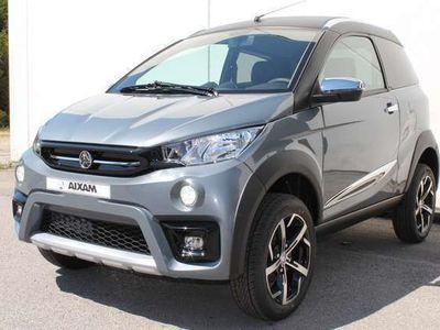 gebraucht Aixam Crossline Crossover Premium Mopedauto