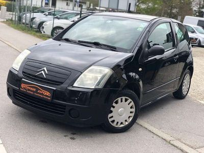 gebraucht Citroën C2 1,1i x