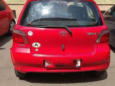 gebraucht Toyota Yaris 1,0VVT-i Klein-/ Kompaktwagen