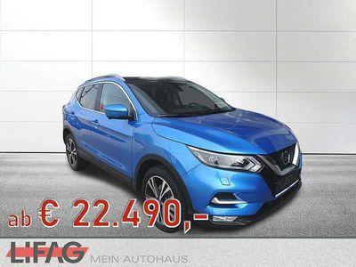 gebraucht Nissan Qashqai 1,5 dCi Autom. N-Conn. *ab € 22.990,-*