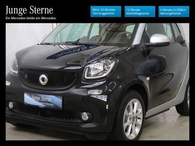 gebraucht Smart ForTwo Coupé EQpassion *Panoramadach *LED