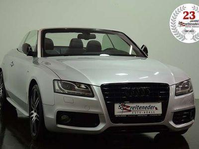 gebraucht Audi A5 Cabriolet 2,0 TFSI / 2 x S-Line / kein Ölverbrauch