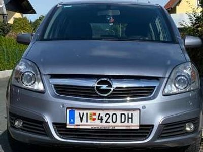 gebraucht Opel Zafira Style 1,9 CDTI Aut.
