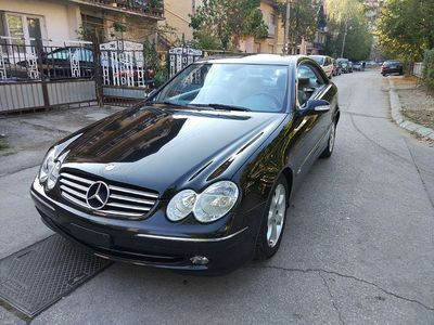 gebraucht Mercedes CLK200 CLK-Klasse Mercedes BenzSportwagen / Coupé
