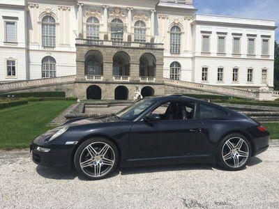 gebraucht Porsche 911 Carrera 4 997 Coupé