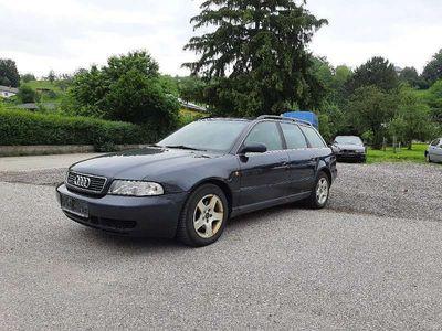 gebraucht Audi A4 A4Avant B5 quattro allrad Kombi / Family Van