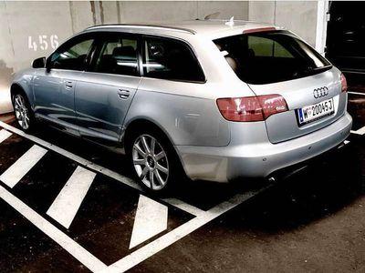 gebraucht Audi A6 2,7 TDI Avant Kombi / Family Van