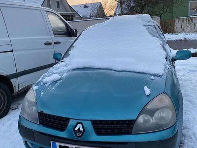 gebraucht Renault Clio 1,5 dci Klein-/ Kompaktwagen