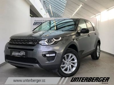 gebraucht Land Rover Discovery Sport 2,0 180PS AT