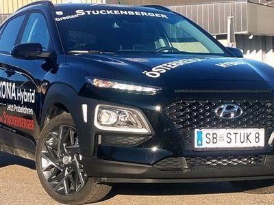 gebraucht Hyundai Kona Hybrid Level 3 Plus 1,6 GDi 2WD DCT k0h30a