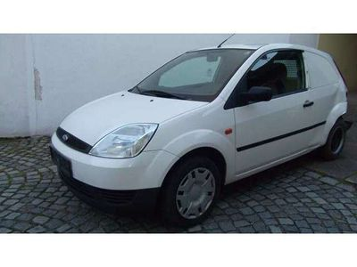 used Ford Fiesta 1,4 TDCi