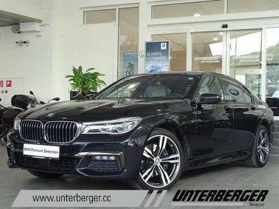 gebraucht BMW 740 d xDrive / M-Sportpaket / Driving Plus /
