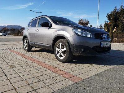 usata Nissan Qashqai 1.6 dci mit panoramadach SUV / Geländewagen,