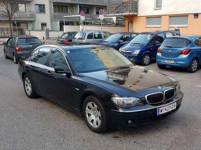gebraucht BMW 730 7er-Reihe Diesel (E66)