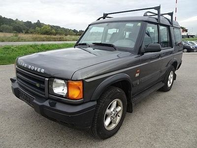 gebraucht Land Rover Discovery XS TD