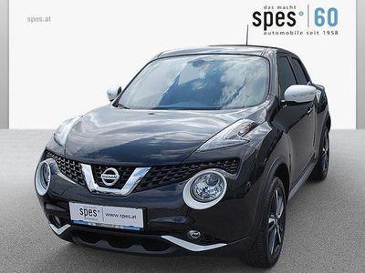 gebraucht Nissan Juke 1,2 DIG-T N-Connecta SUV / Geländewagen