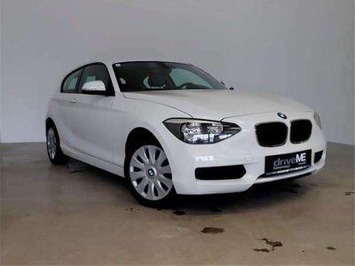 gebraucht BMW 114 d F21*Klima*Freisprecheinrichtung*MF Lenkrad*