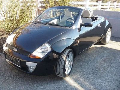 gebraucht Ford StreetKa 1.6 Benzin / Roadster,