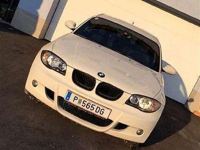 gebraucht BMW 118 Coupé 1er-Reihe d, M, facelift Sportwagen /