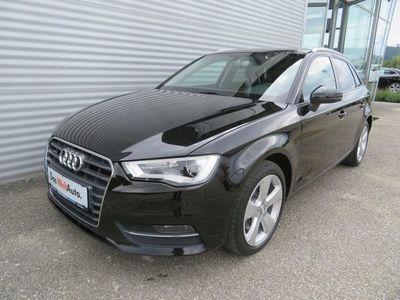 gebraucht Audi A3 Sportback 2.0 TDI quattro Ambition