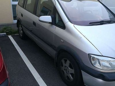gebraucht Opel Zafira T98 2,0 DTI Kombi / Family Van,