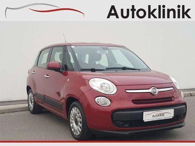 gebraucht Fiat 500L 1,4 95 Lounge NAVI Kombi / Family Van,