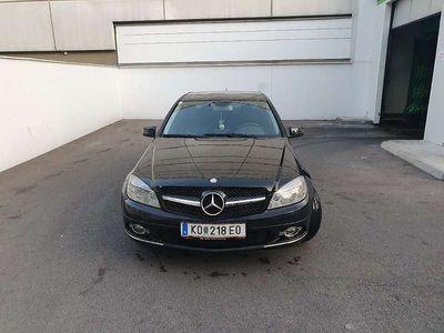 gebraucht Mercedes C350 4-Matic, V6 Limousine