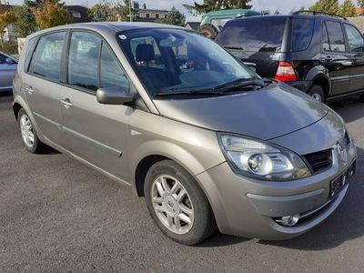 gebraucht Renault Scénic II ScenicException 1,5 dCi DPF *AHV*Sitzheiz.*