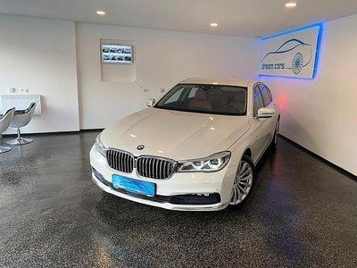 gebraucht BMW 740 d xDrive Aut.*MASSAGE*SOFT.CLOSE*AHK*TRAUM auf 4 R
