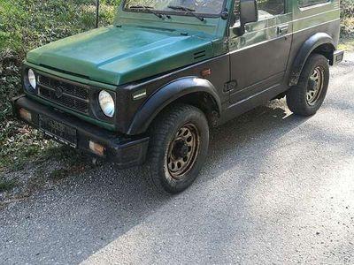 gebraucht Suzuki Samurai VXE SJ50V 1 SUV / Geländewagen