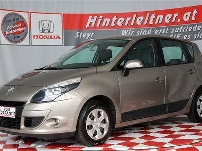 gebraucht Renault Scénic III 1,6 16V Tonic Hi-Flex ERSTBESITZ