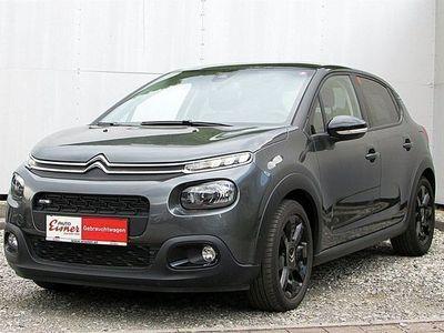 gebraucht Citroën C3 PureTech 110 S&S 5-Gang-Manuell Shine Limousine,
