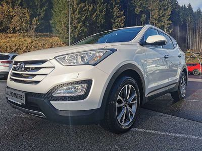 gebraucht Hyundai Santa Fe 2,0 CRDi 4WD Premium