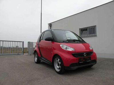 gebraucht Smart ForTwo Coupé pure micro hybrid softouch***ERSTBESITZ*** Klein-/ Kompaktwagen