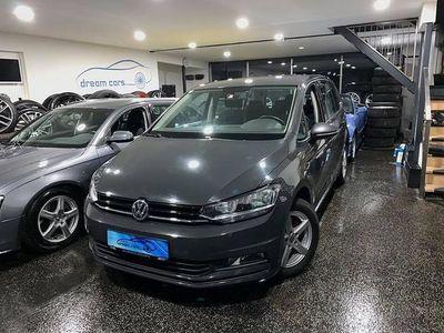 used VW Touran 1,6 SCR TDI DSG 7 Sitze *URANOGRAU*AUTOM... Kombi / Family Van,