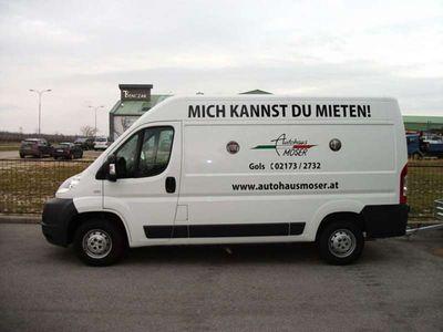 gebraucht Fiat Ducato KW 33 L2H2 2,3 150PS - € 21.500,- NETTO