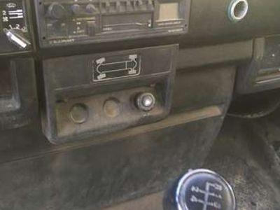 gebraucht VW T3 Kombi TD