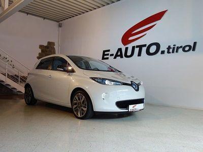 gebraucht Renault Zoe Intens Q210 *NAVI*RÜCKFAHRKAMERA*TOPAUSSTAT... Limousine,