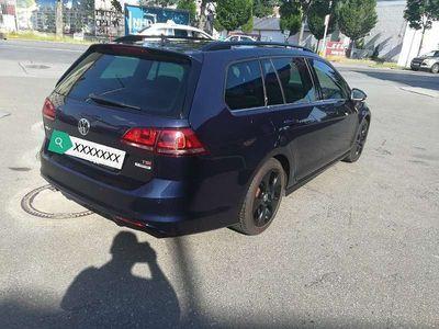 gebraucht VW Golf Variant R-Line Kombi / Family Van