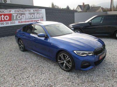 gebraucht BMW 330e Hybrid (G20) Aut.M-SPORT-LED-ACC-LIVE COCKPIT !